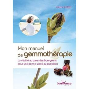 Mon manuel de gemmothérapie