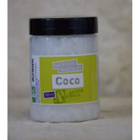 Huile végétale de Coco biologique