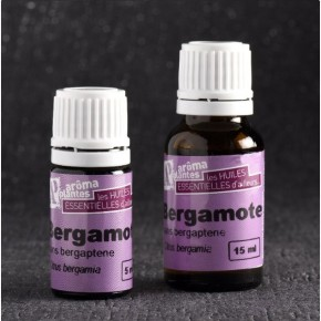 Huile essentielle de Bergamote biologique